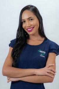 Samara Santos / Recepcionista