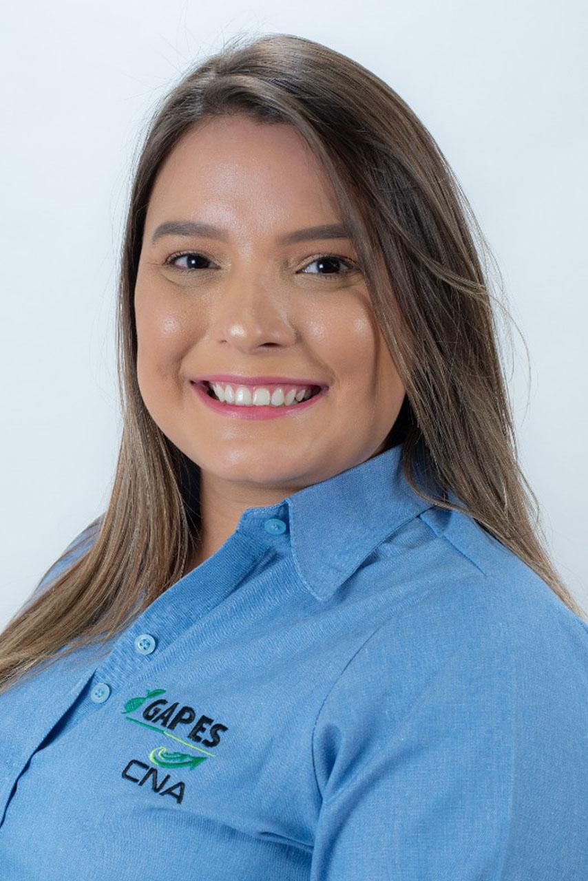Aline Guimarães | Coordenadora de CIT e Casa de Vegetação