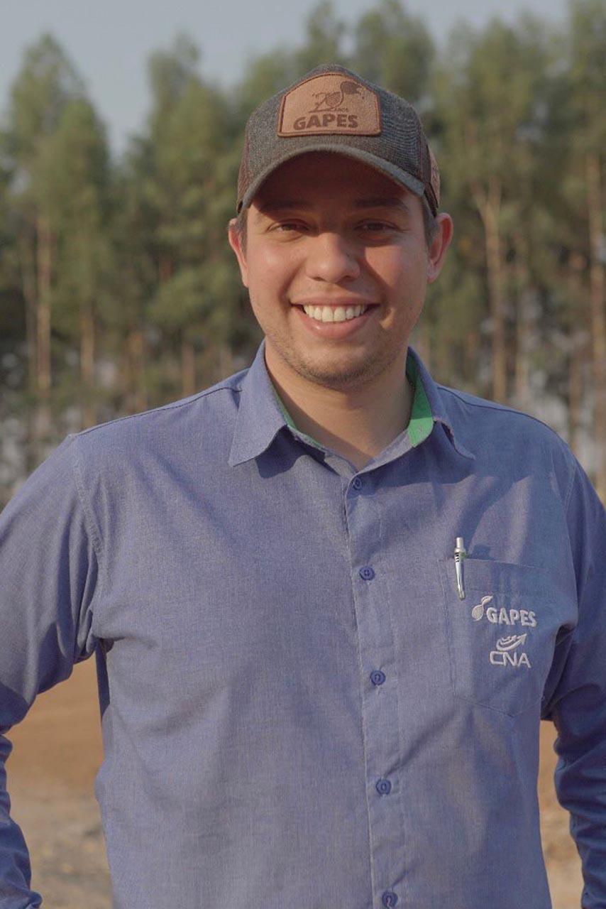 Gabriel Marques de Oliveira   Extensionista