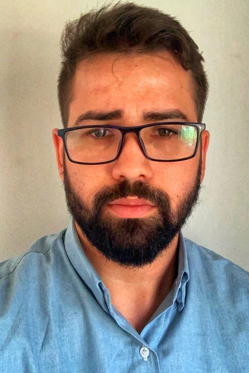 José Vitor da Silva   Coordenador CIT / Plantas de cobertura